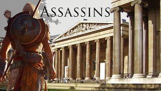 L'Egypte Antique au British Museum feat Assassin's Creed !