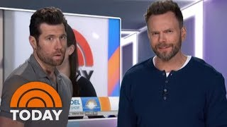 Billy Eichner Warns Joel McHale: 'Do Not Mess With Donnadorable!' | TODAY