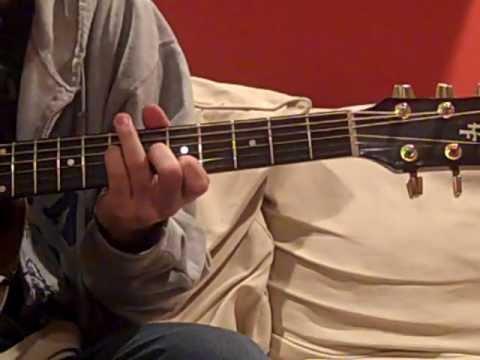 Guitar Tutorial: Granger Danger  Darren Criss Part 1