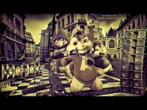 ALVIN Y LAS ARDILLAS - Estas Pa Mí [Farruko Ft. Wayne Wonder] (Los Menores) 2014 Videos De Viajes