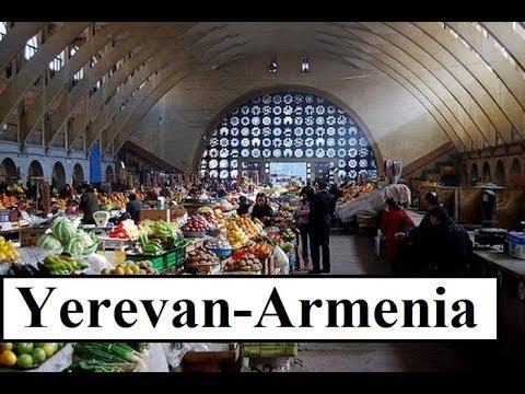 Armenia Yerevan (Old Covered Market,Gumi Shuka)  Part 23