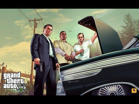 ✪ Grand Theft Auto V ✪ Прохождение Сюжета #2 18+