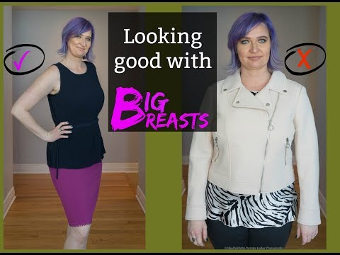 TIPS For BIG BREASTS DRESSING: Do's And Don'ts/ BLUSH WITH ME-PARMITA