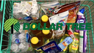 Dollar Tree Couponing | Why I Coupon At Dollar Tree | 20 Items for $10 | Meek's Coupon Life