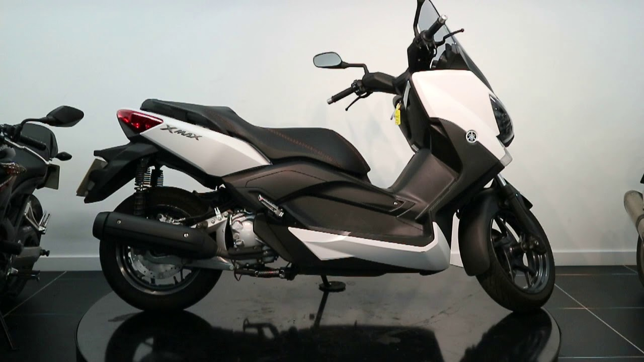 NOW SOLD - Yamaha YP250RA XMax Scooter for sale - £3,695 - A3345