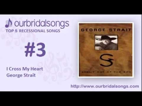 Top 5 Recessional Songs - Wedding Songs - YouTube