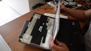 Замена матрицы ноутбука Lenovo G580 (20150)(, 2014-06-11T13:52:15.000Z)