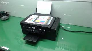Bora fazer uma manutenção na Impressora Epson L395  SULINK