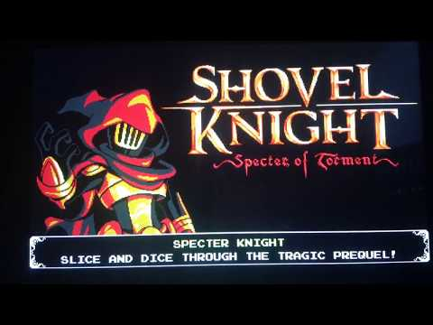 NEW WR!: Shovel Knight: Specter of Torment Cheat Coded Speedrun (w Commentary)