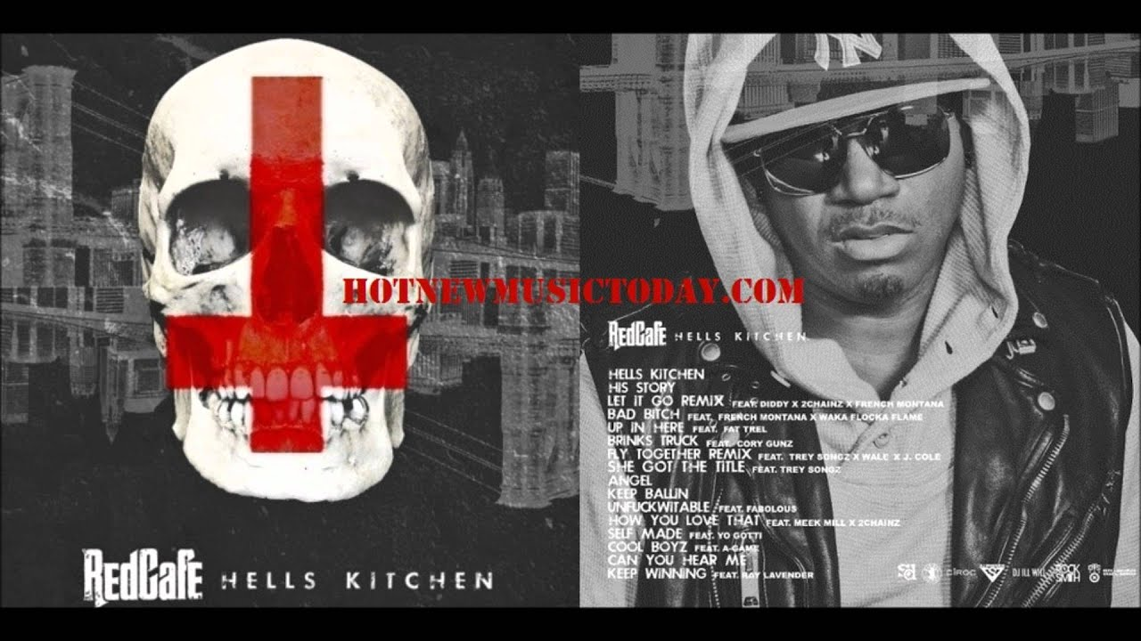 Red Cafe - Unfuckwitable ft. Fabolous (Hell\'s Kitchen Mixtape) - YouTube