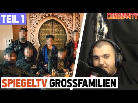 Cengiz44TV   Spiegel TV haut ma wieder einen raus über Grossfamilien Teil 1