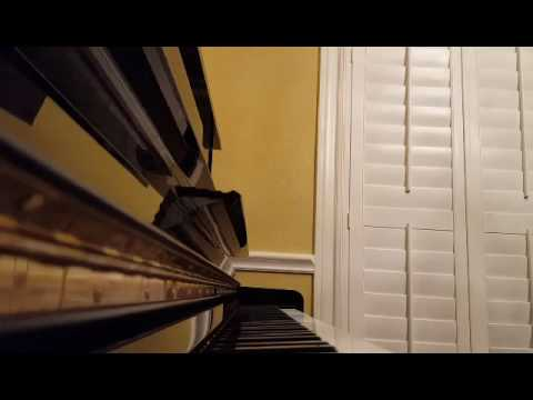 Eden All I Want Piano Cover Youtube