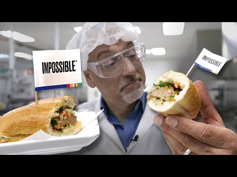 Watch This: Impossible Pork Will Make You FORGET About Pig Meat