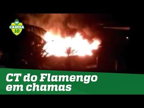 Vídeo mostra momento do incêndio que matou 10 pessoas no CT do Flamengo