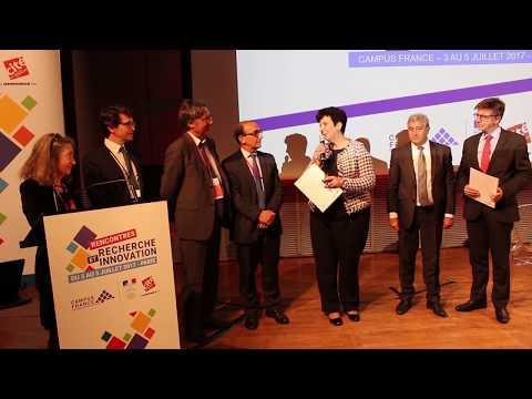 Frédérique Vidal reçoit des propositions communes pour améliorer l'attractivité de la France