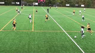 08.10.17 ÅIFK - IFK Mariehamn B-flickor - Halvlek 1