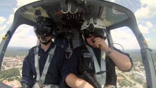 Gainesville Police Aviation Fly-Along