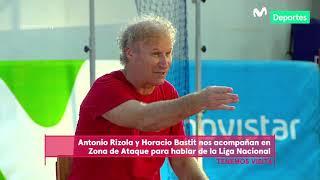 Zona de Ataque: Basti y Rizola hablan de la 'para' en la Liga Nacional de Vóley Femenino
