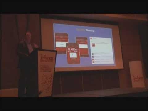 Scott Hicks, Client Partner MENA At Facebook At TBWA RAAD Power Breakfast