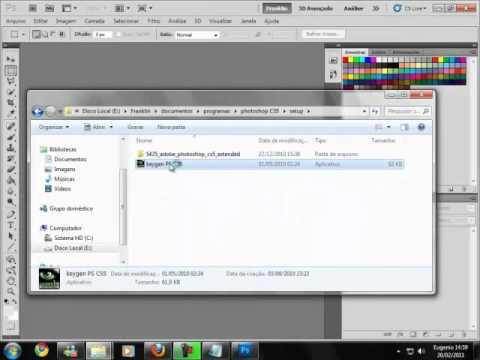 Abrindo arquivos DDS no Photoshop CS5 & CC