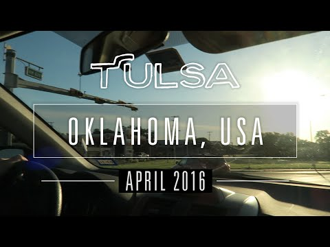 TRAVEL | Tulsa, OK, USA - April 2016