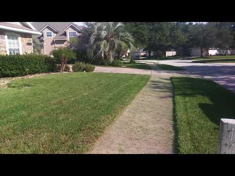 IT MATTERS HOW YOU MOVE FORWARD - UA Lawncare - Jacksonville Florida