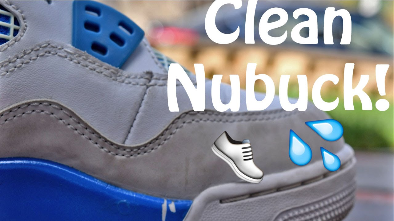 How to clean nubuck 69