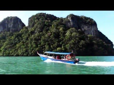 LANGKAWI  MALAYSIA - ISLANDS HOPPING TOUR