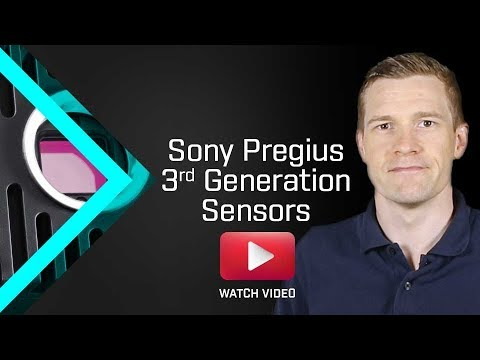 Sony Pregius® Global Shutter CMOS | FLIR Systems