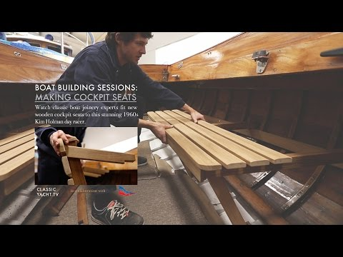 Building A Timber Bench Seat