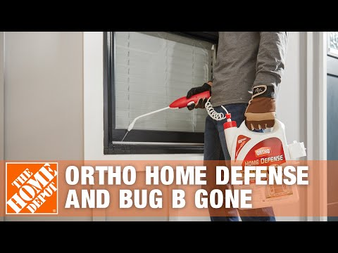 Ortho Home Defense And Bug B Gone | The Home Depot