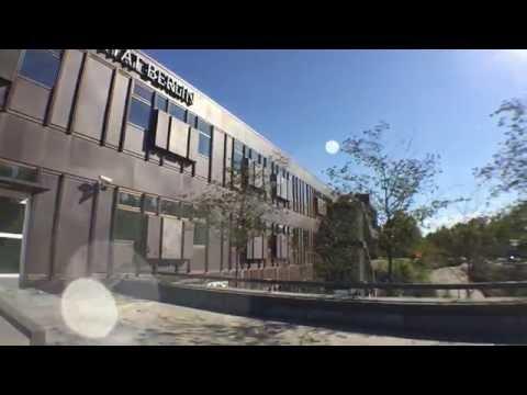 VLOG | Freie Universität Berlin & Goerzalle Dorm | BERLIN EP.2