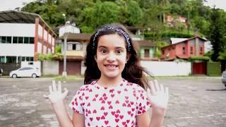 Bastidores de gravação da música Papai do Céu - Yasmin Verissimo