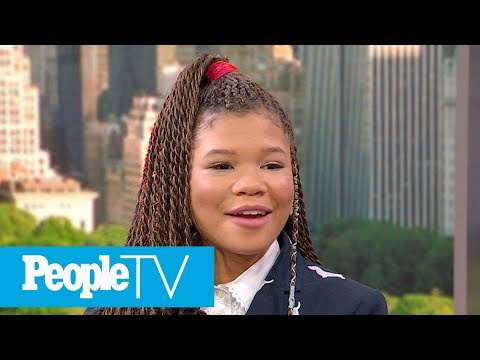 Storm Reid Reveals The One Thing About Oprah People Would Be Shocked To Know  PeopleTV