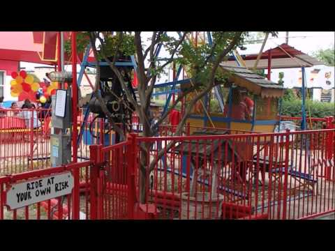 San Antonio - Kiddie Park (Review)