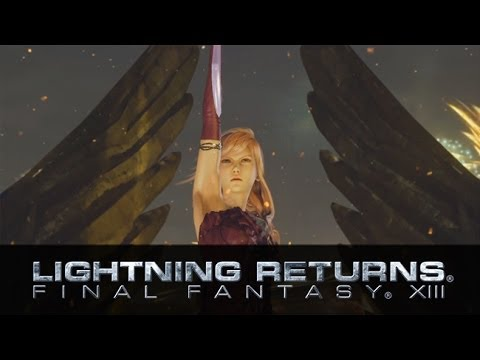 Launch Trailer - LIGHTNING RETURNS: FINAL FANTASY XIII
