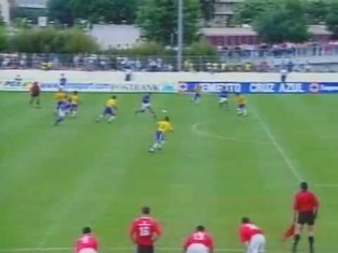 Torneio de Toulon 1999 Sub 21: Brasil 0x1 França