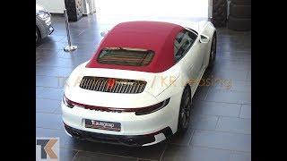 porsche 992 cabrio 4s