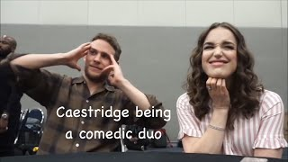Caestridge being a comedic duo