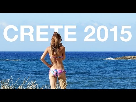 Our Trip to Crete 2015