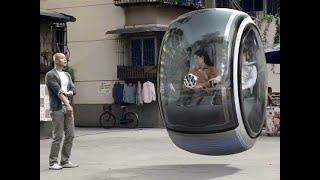 Volkswagen Hover Car Concept ( Beijing )