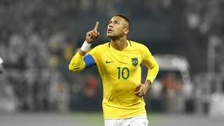 Скачать Neymar Jr Dribbling Skills Goals 2016 17 HD