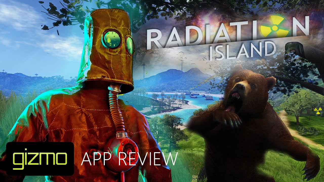 Radiation Island - App Review - Gizmo - YouTube