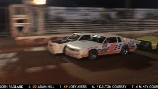 Sumter Speedway Recap 10/5/2019