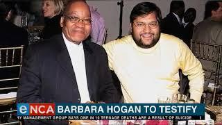 Barbara Hogan to testify at state capture inquiry