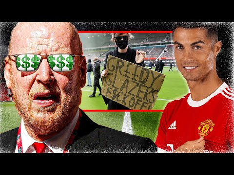 A Message To The GLAZERS About Ronaldo And Man Utd Protests