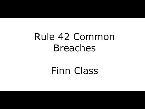 Rule 42: Finn Class Common Breaches