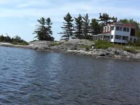 Georgian Bay Island For Sale MLS# X2129840