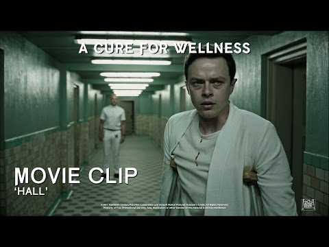 A Cure For Wellness ['Hall' Movie Clip in HD (1080p)]