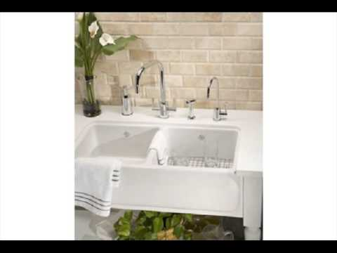 Double Belfast Sink with Waste Disposal Reviews